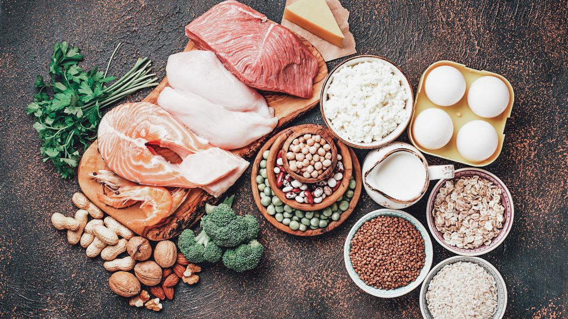 The Healthy Way to Include Protein in Your Diet - Somi Igbene