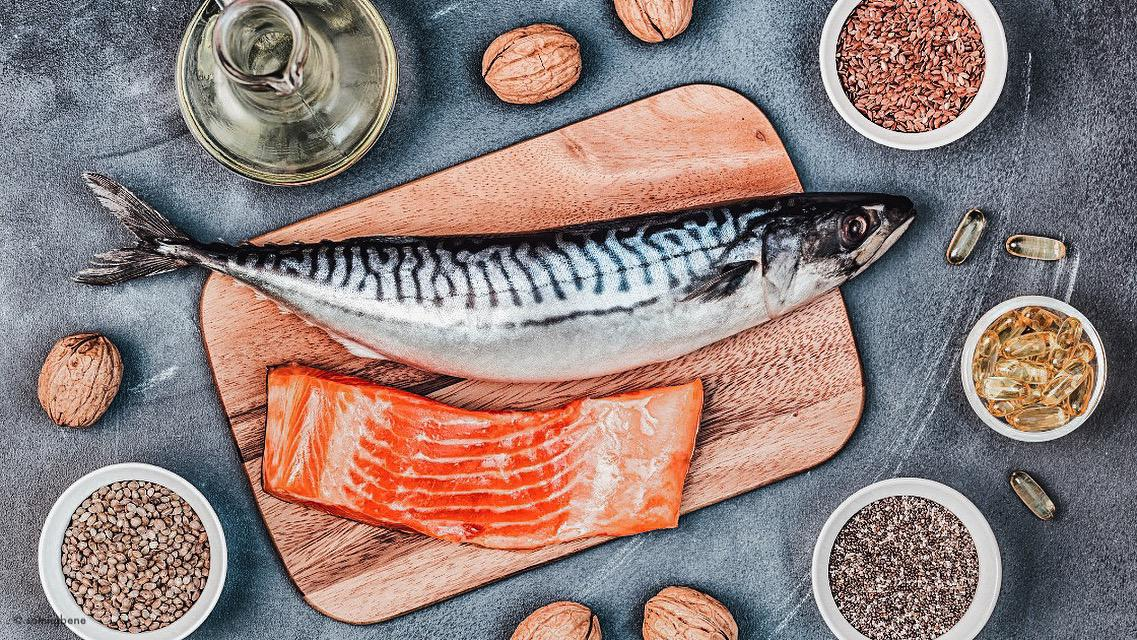 Omega-3 Fats and Your Health
